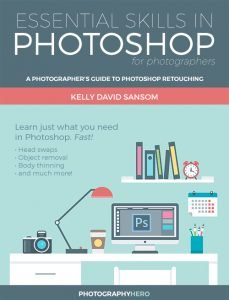learn to retouch in photoshop