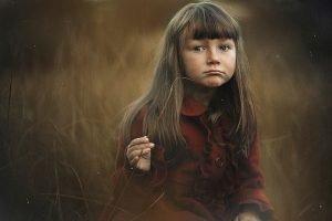 soft shadows in portraits creates depth