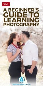 learning photography guide