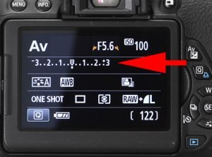exposure compensation in photography