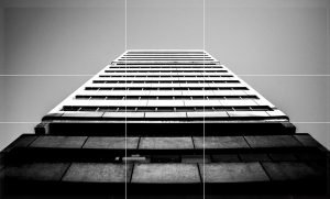 image of building showing golden ratio