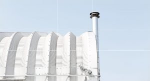 image of silo showing golden ratio