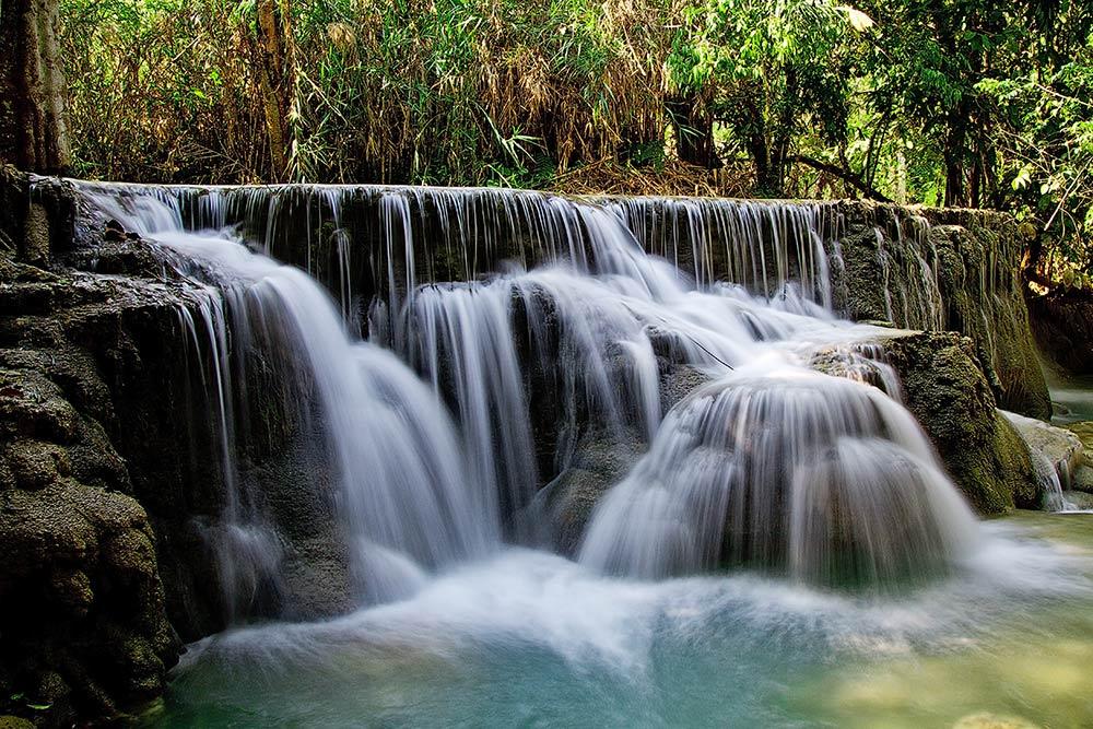 kuang-si-falls-waterfall