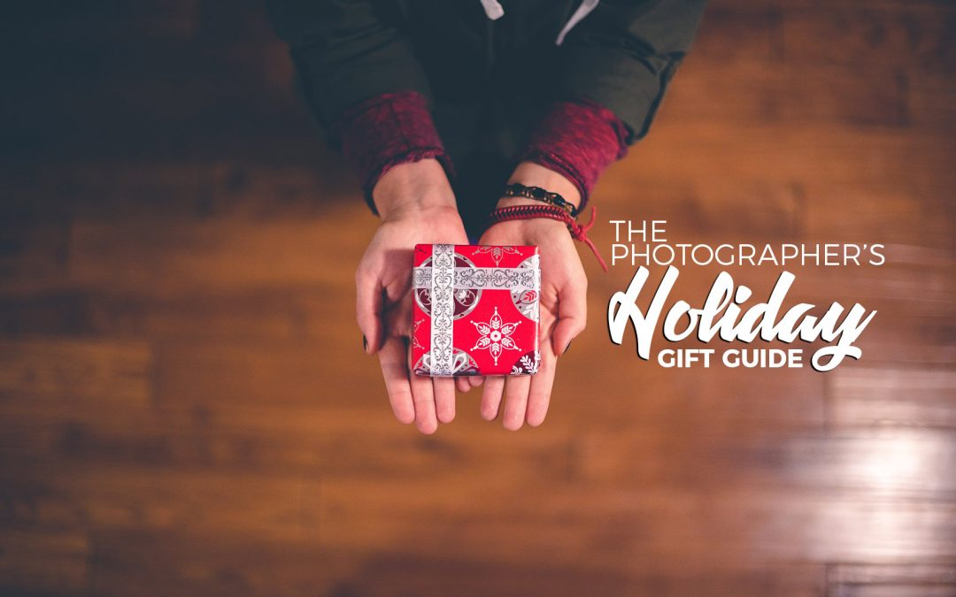 50 Awesome Gift Ideas for the Photographer on your Christmas List